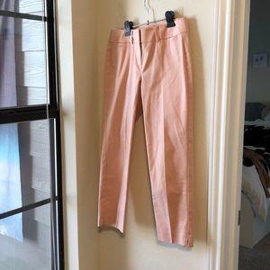 Blush Work Pants - Ann Taylor